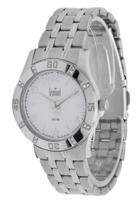 Relógio Dumont W SA25093B  Prata