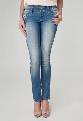 Calça Jeans M. Officer Skinny Vida Azul