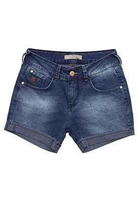 Bermuda Jeans Catia Azul - Sommer