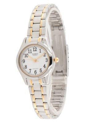 Relógio Cassio LTP1275SG7BDF Prata - Casio