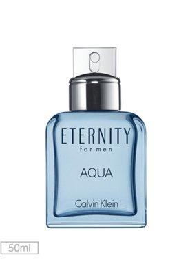 Eau de Toilette Eternity Aqua Masculino 50ml - Perfume - Cal...