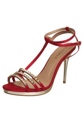 Sandália FiveBlu Nilia Vermelha
