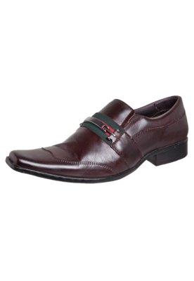 Sapato Lucca Salvatore Greco Marrom