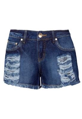 Bermuda Jeans Sommer Urbana Azul