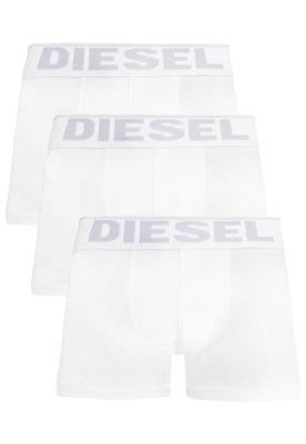 Kit 3 Cuecas Diesel Original Branco