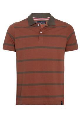 Camisa Polo Pier Nine Style Listra