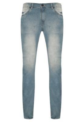 Calça Jeans Hurley 99 Relaxed Turner Azul