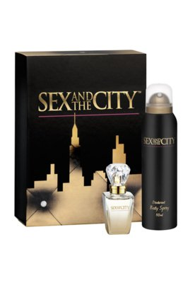 Coffret Sex and The City 30ml - Perfume - Sex and the City C...