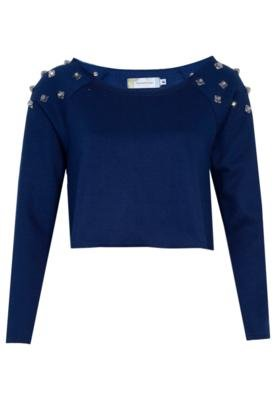 Blusa Modern Azul - Karin Feller