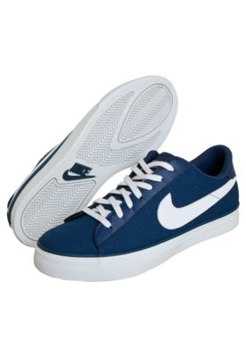 Tênis Nike Sweet Classic Low Canvas Azul