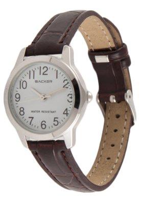 Relógio Backer 1597122F Marrom