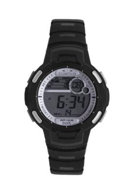 Relógio Cosmos OS48523 Preto