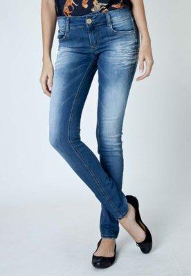 Calça Jeans Colcci Skinny Modern Azul