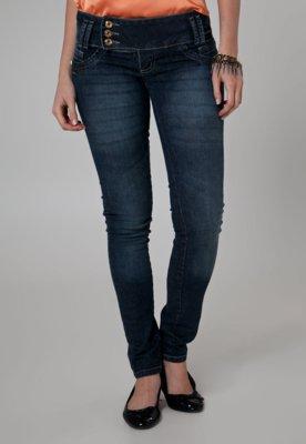 Calça Jeans Sawary Skinny Style Azul