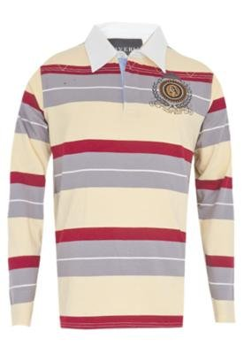 Camisa Polo FiveBlu Club Listrada
