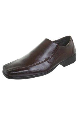 Sapato Lucca Salvatore Universal Marrom