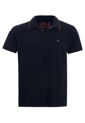 Camisa Polo Aramis Style Azul
