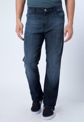 Calça Jeans Reta Ellus SProut Azul