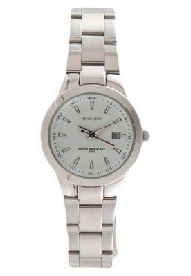 Relógio Backer 1623253F Prata