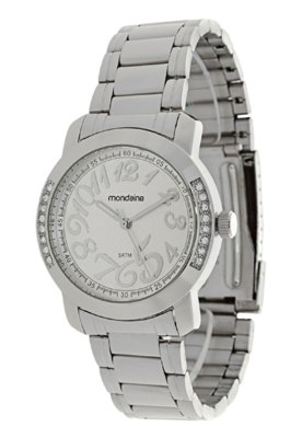 Relógio Mondaine 94488LPMTBB1U Prata/Dourado