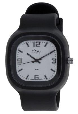 Relógio Condor KV45227/B Preto