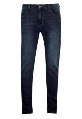 Calça Jeans Element Slim Cat Azul