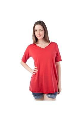 Blusa Camada Vermelho - Ixiz