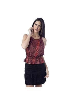 Blusa Pimenta Vermelho - Espaço Fashion