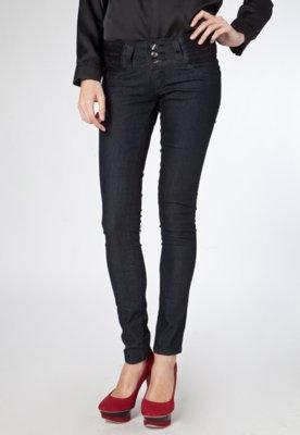 Calça Jeans Sawary Jegging Leg Jore Azul