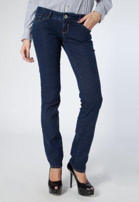 Calça Jeans Straight Jurema Azul - Triton