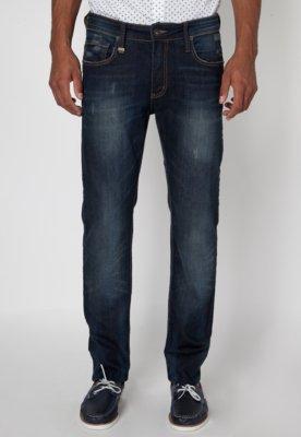 Calça Jeans Colcci Alex 2 Indigo Azul