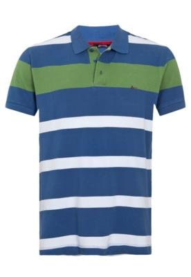 Camisa Polo Aramis Local Azul