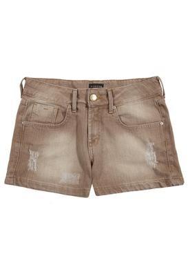 Bermuda Jeans Sommer Catia Marrom