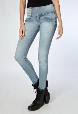 Calça Jeans Skinny Biotipo Modern Azul