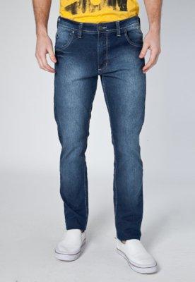 Calça Jeans Toulon Basic Azul