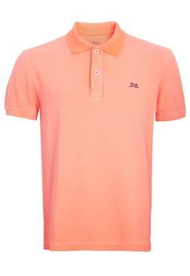 Camisa Polo TNG Sun Laranja