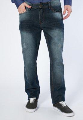 Calça Jeans TNG Skinny Mix Azul