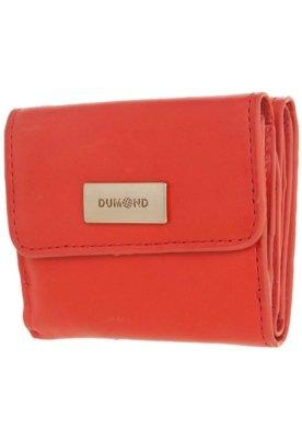 Carteira Dumond Pocket Vermelha