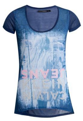 Blusa Original Azul - Calvin Klein Jeans