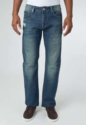 Calça Jeans Calvin Klein Jeans Stone Azul