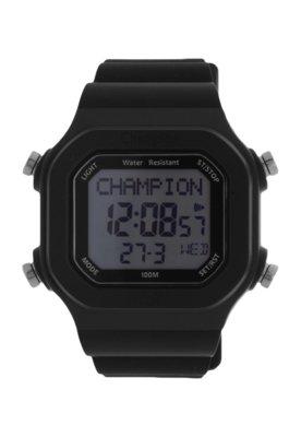 Relógio CP40180X Preto - Champion