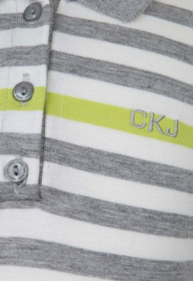Camisa Polo Calvin Klein Kids Palla Listra