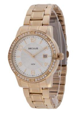 Relógio Seculus 28237LPSPDS2 Dourado