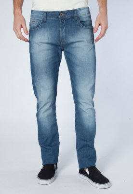Calça Jeans Triton New Skinny Urbano Azul