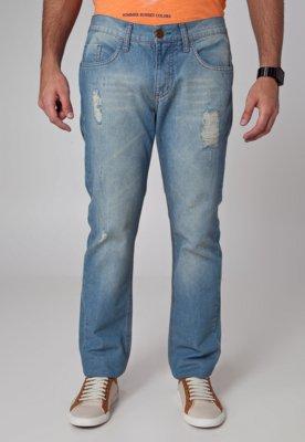 Calça Jeans TNG Reta Urban Azul
