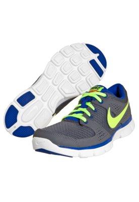 Tênis Nike Flex Experience RN Cinza