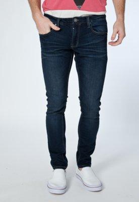 Calça Jeans Handbook Skinny Mallory Azul