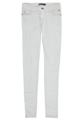 Calça Jeans Skinny Roxy Floods Cinza