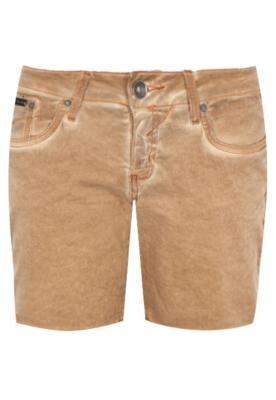 Bermuda Sarja Calvin Klein Jeans Modern Bege
