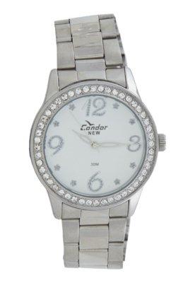 Relógio Condor KW26747B Prata